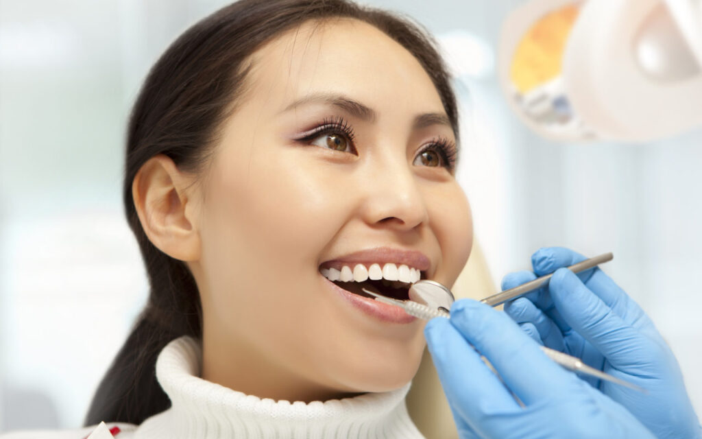 Fluoride Application| Best Dentists In Toronto